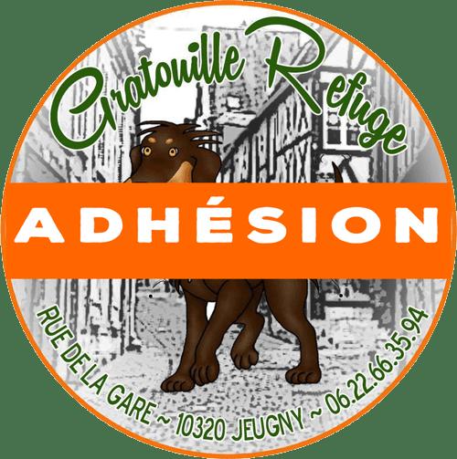 Adhesion-gratouille-refuge